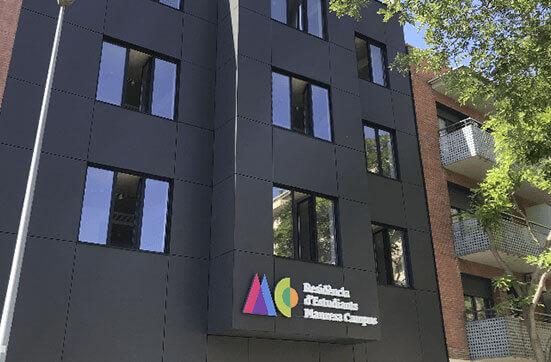 Manresa Campus Residencia de estudiantes